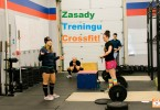 Zasady treningu Crossfit