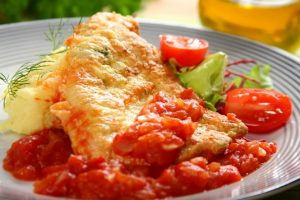 Indyk w sosie pomidorowym- SupleNaTak
